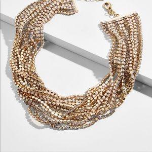 Bauble bar Austara statement necklace BNWT
